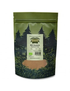 Organic Guarana - Powder - 100g