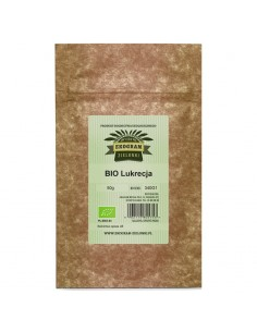 Organic Licorice - Cut - 50g