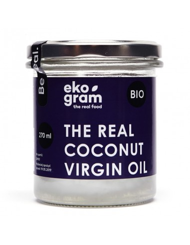 Organic Coconut Oil  Extra Virgin 270ml