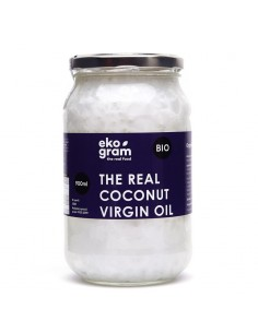 Organic Coconut Oil - Extra Virgin - RAW