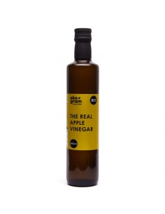 Organic Aplle Vinegar - Unfiltered - 500g