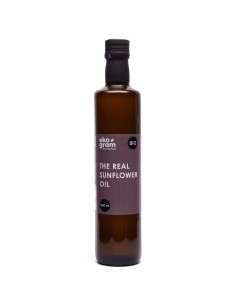 Organic Sulflower Oil - Extra Virgin - 500ml
