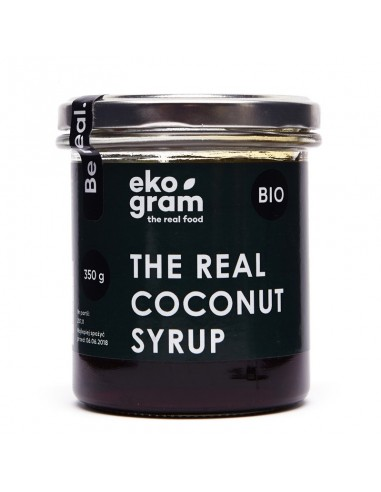 Organic Coconut Syrup - 350g