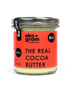 Organic Cocoa Butter - 250g