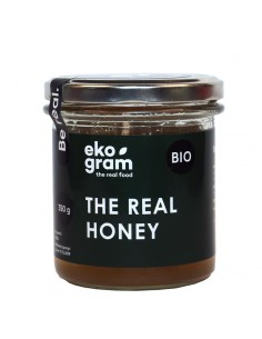 Organic Multiflower Honey - 350g