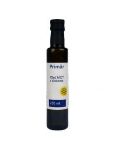 MCT Oil From Coconut - 250ml