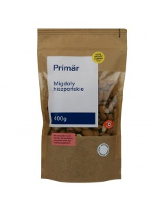 Spanish Almonds - 400g - Primär
