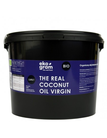 Organic Coconut Oil - Extra Virgin