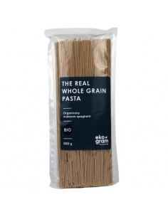 Organic Whole Grain Pasta - Spaghetti - 500g