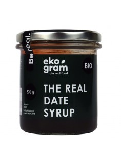 Organic Date Syrup - 370g