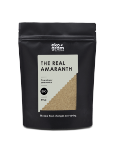 Organic Amaranth Seeds - 500g