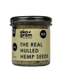 Organic Hemp Seeds - Hulled - 200g