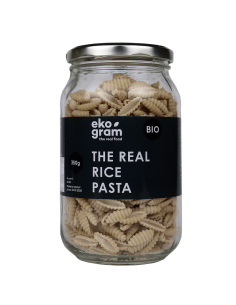 Organic Rice Pasta - Whole Grain - Gnocchi -350g