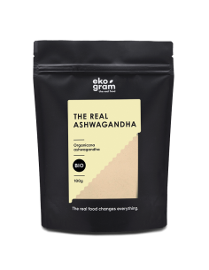 Organic Ashwagandha Root - Powder