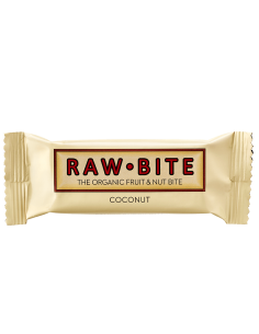 RAW BITE - Bar -Organic Coconut