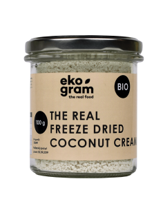 Organic Coconut - Freeze Dried Powder 100g