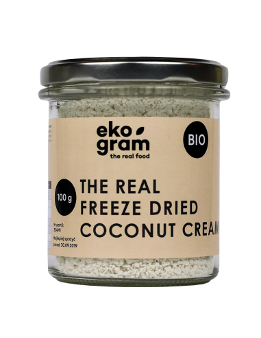 Organic Coconut Powder  Freeze Dried - 100g