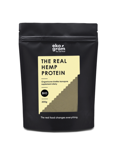 Organic Hemp Protein - Powder