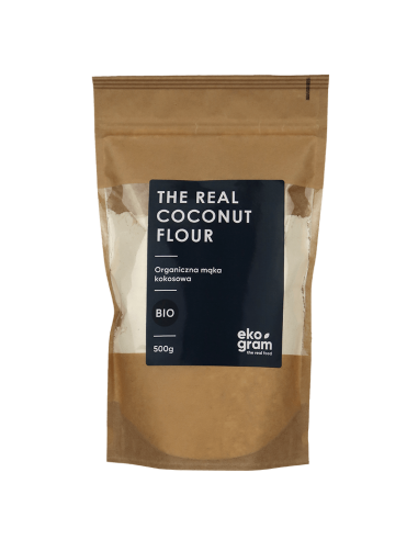 Organic Coconut Flour - Defatted - 500g