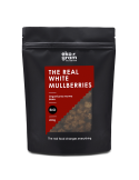 Organic White Mulberries - 200g