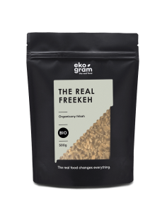 Organic Freekeh - Green Wheat - 500g