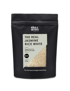 Organic Jasmin Brown Rice - 500g