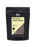 Organic Hemp Seeds - Whole - 250g