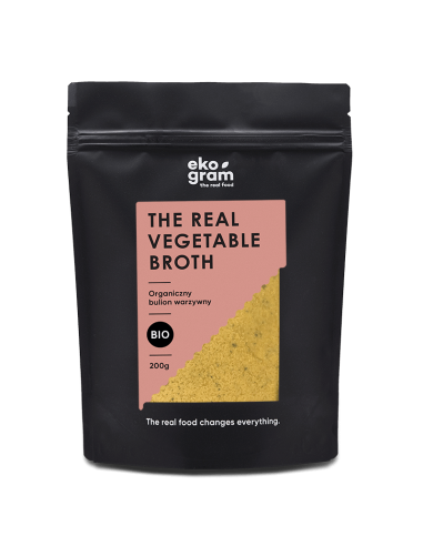 Organic Vegetable Broth - 200g