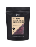Organic Cranberries - Freeze-Dried- 25g