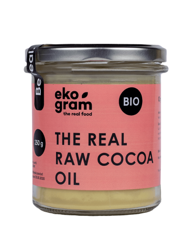 Organic Raw Cocoa Butter - 250g
