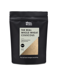 Organic Whole Wheat Couscous - 500g