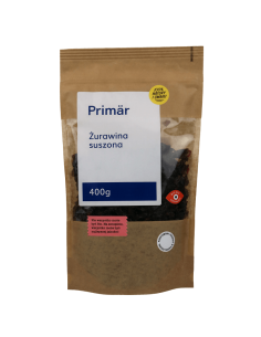 Cranberry Dried - 400g - Primär