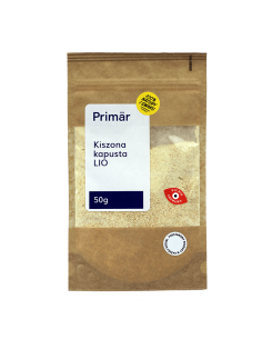 Sauerkraut - Freeze-Dried - Powder - 50g - Primär