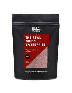 Organic Barberries Dried - 200g