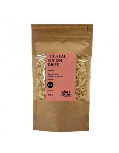 Organic Onion Dried 100g