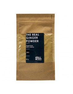 Organic Ginger - Powder - 50g