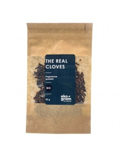 Organic Cloves - Whole - 30g