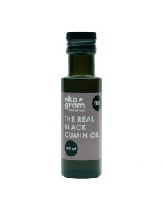 Organic Black Cumin Oil