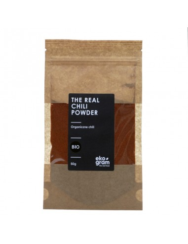 Organic Chilli powder 50g