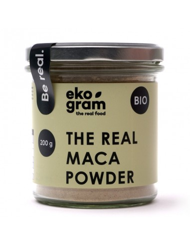 organic maca powder 200g ekogram